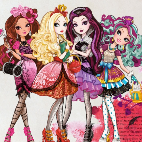 О Ever After High