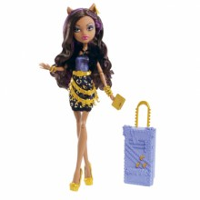 Клодин Вульф Путешествие в Скариж - Clawdeen Wolf Travel Scaris