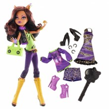 Клодин Вульф модница - Clawdeen Wolf Fashion